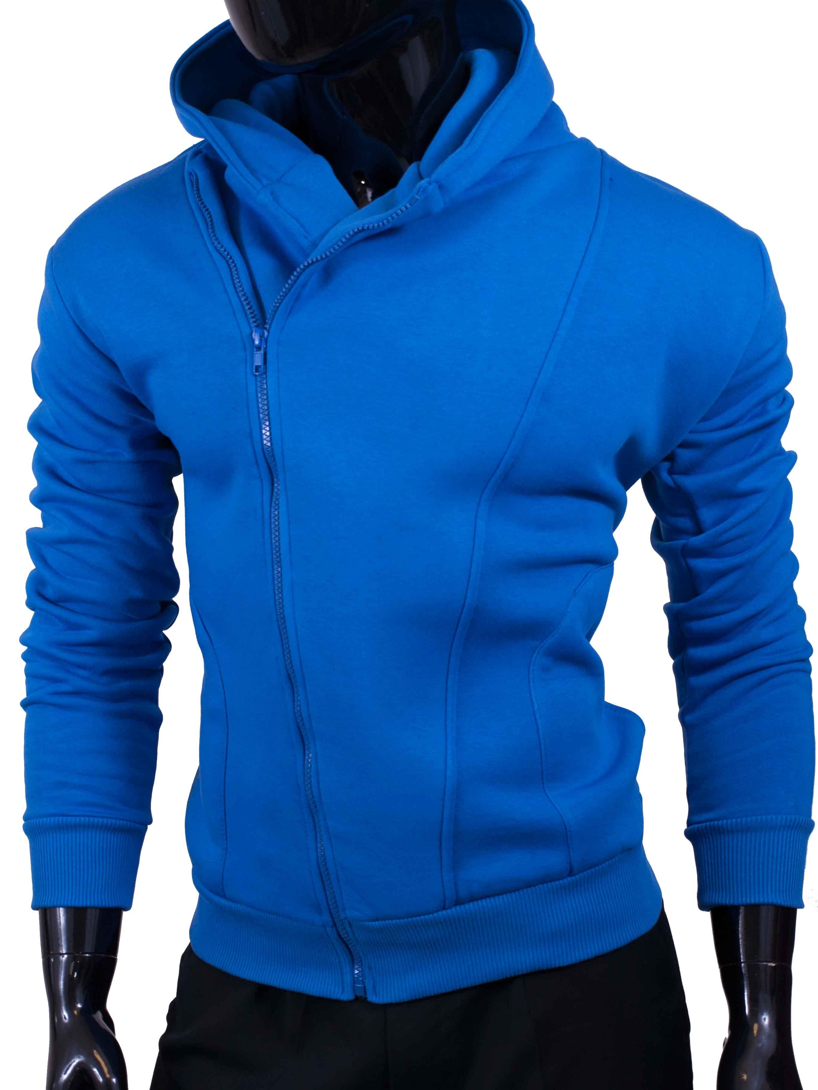 Pánská mikina ACS modrá