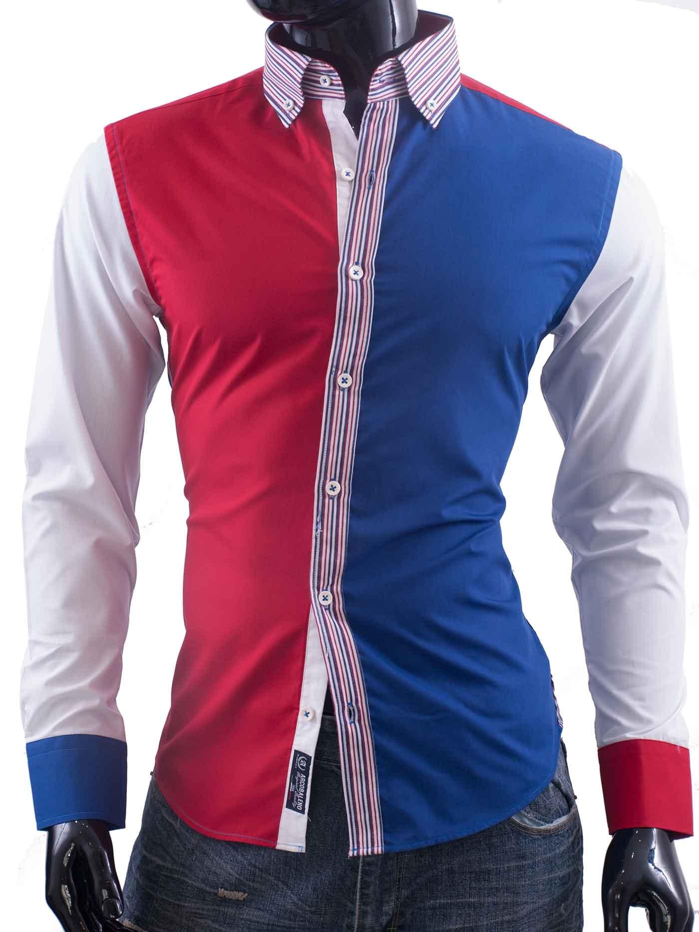 Volnočasová pánská košile Arco Baleno